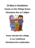 Carols - Village Green 24Dec 2017