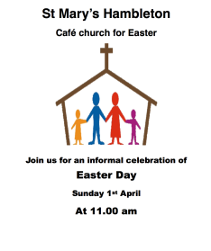 Easter Day 11am -18