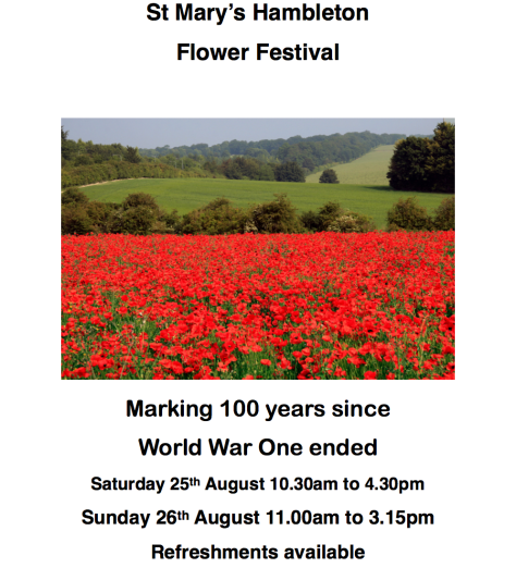 Flower Festival - Timed