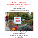 HarvestScarecrow30Sep18