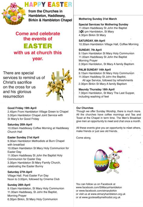 EasterCard2019