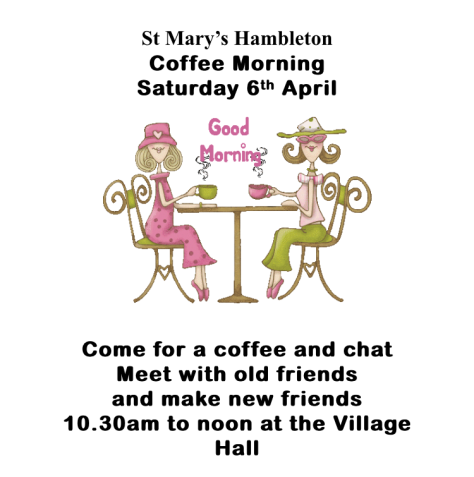 CoffeeMorning6April19
