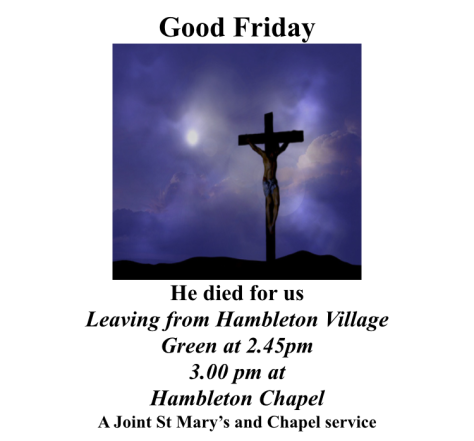 Good Friday 19