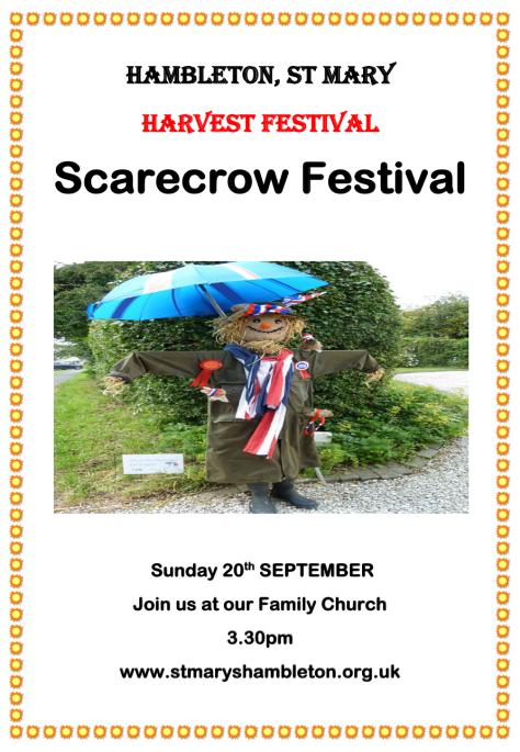 Fam Scarecrow Disp